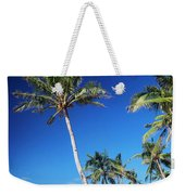 Puka Beach In Tropical Paradise Boracay Philippines Weekender Tote Bag