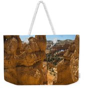 Queens Garden Weekender Tote Bag