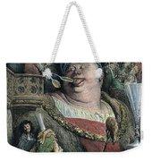 Rabelais: Gargantua, 1873 Weekender Tote Bag by Granger