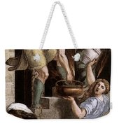 Raphael The Fire In The Borgo  Weekender Tote Bag