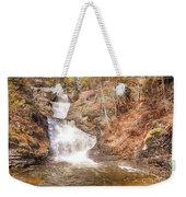Raymondskill Falls Weekender Tote Bag
