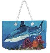 2 Reef Sharks Weekender Tote Bag