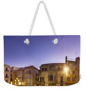 Reus Triptych, Spain Weekender Tote Bag