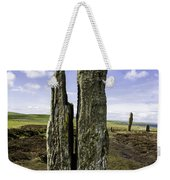 Ring Of Brodgar Weekender Tote Bag