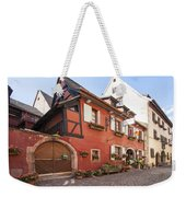 Riquewihr France Weekender Tote Bag