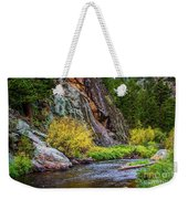 River Of No Return Weekender Tote Bag