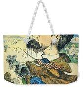 Robert Peary (1856-1920) Weekender Tote Bag