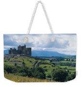 Rock Of Cashel, Co Tipperary, Ireland Weekender Tote Bag