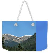 Rocky Mountains 2 Weekender Tote Bag