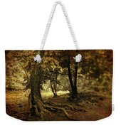 Rooted In Nature Weekender Tote Bag by Jessica Jenney