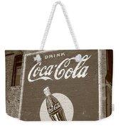 Route 66 - Coca Cola Ghost Mural Weekender Tote Bag