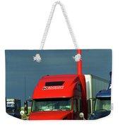 Route 66 - Dixie Truckers Home Weekender Tote Bag