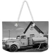 Route 66 - Mclean Texas Weekender Tote Bag