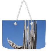 Saguaro Skeleton Weekender Tote Bag