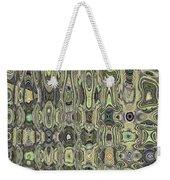 Saguaro Skin Abstract Weekender Tote Bag