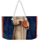 Saint Francis Of Assisi Weekender Tote Bag