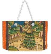 Saint Onuphrius Weekender Tote Bag