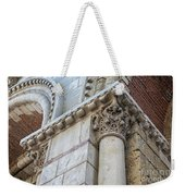 Saint Sernin Basilica Architectural Detail Weekender Tote Bag