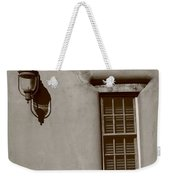 Santa Fe - Adobe Window And Light Weekender Tote Bag