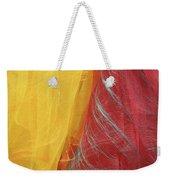 2 Scarves Weekender Tote Bag