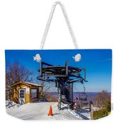 Scenery Around Timberline Ski Resort West Virginia Weekender Tote Bag