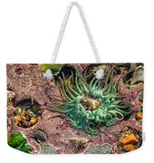 Sea Anemones Weekender Tote Bag