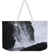 Seal Rock Waves And Rocks 4 Weekender Tote Bag
