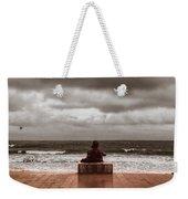 Seascape Weekender Tote Bag