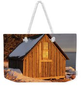 Shack At Stoney Point Weekender Tote Bag