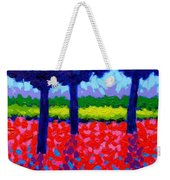 Shadow Trees Weekender Tote Bag