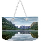 Ship Island Lake Weekender Tote Bag