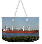 Shipping - New Orleans Louisiana Weekender Tote Bag