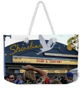 Shoreline Amphitheatre - Dead And Company Weekender Tote Bag