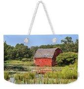 Sinking Red Barn #6 Weekender Tote Bag