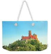 Sintra Pena Palace Weekender Tote Bag