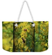 Small Insect Weekender Tote Bag