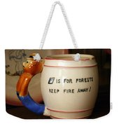 Smokey The Bear  Weekender Tote Bag