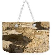 Soil Erosion Weekender Tote Bag
