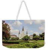 St. Louis Cathedral - Hdr Weekender Tote Bag