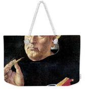 St. Thomas Aquinas Weekender Tote Bag