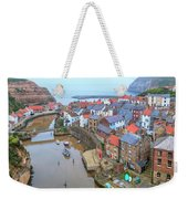 Staithes - England Weekender Tote Bag
