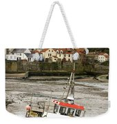 Staithes, North Yorkshire, England Weekender Tote Bag