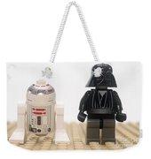 Star Wars Action Figure  Weekender Tote Bag