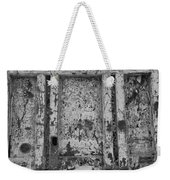 Steele Wall Weekender Tote Bag