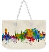 Stirling Scotland Skyline Weekender Tote Bag