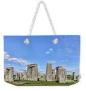 Stonehenge - England Weekender Tote Bag