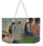 Study For Bathers At Asnieres Weekender Tote Bag