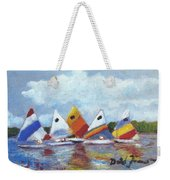 Sunfish On The Potomac Weekender Tote Bag