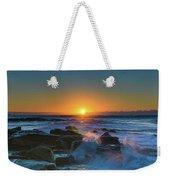 Sunrise And The Sea Weekender Tote Bag