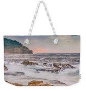 Sunrise Seascape And Headland Weekender Tote Bag